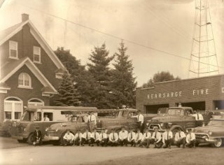 Kearsarge Fire Department Historical Image 2