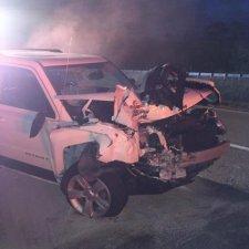 I79 Motor Vehicle Accident