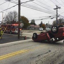 West Gore and Washington Motor Vehicle Accident